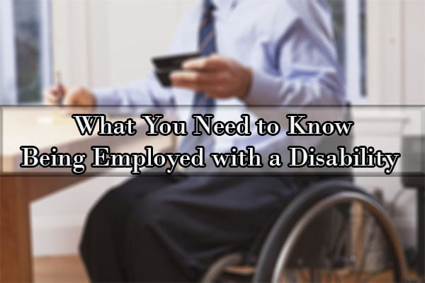 Disability Discrimination Lawyers NYC: Being Employed with a Disability