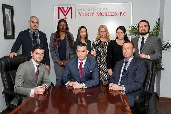 Law office of Yuriy Moshes