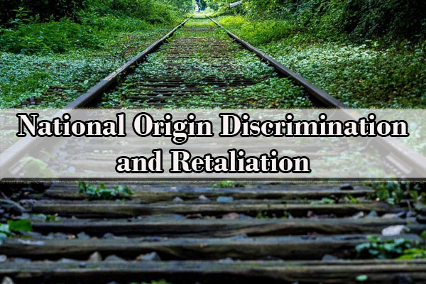 national origin discrimination, racial discrimination lawyers