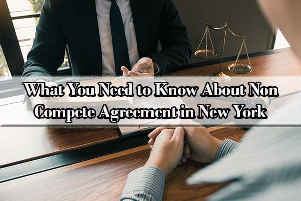 non compete attorney