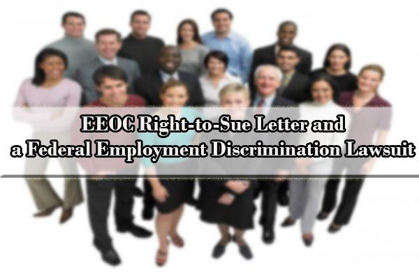 Employment Discrimination Lawsuit