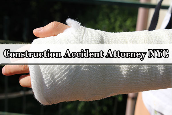 Construction Accident Attorney NYC
