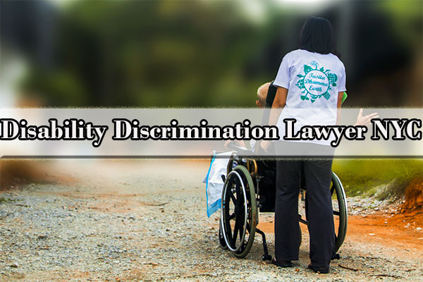 Disability Discrimination Lawyer NYC