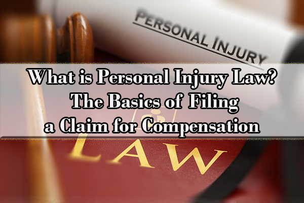 What is Personal Injury Law,accident injury lawyers
