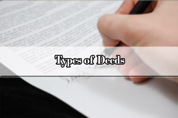 deed transfer attorney