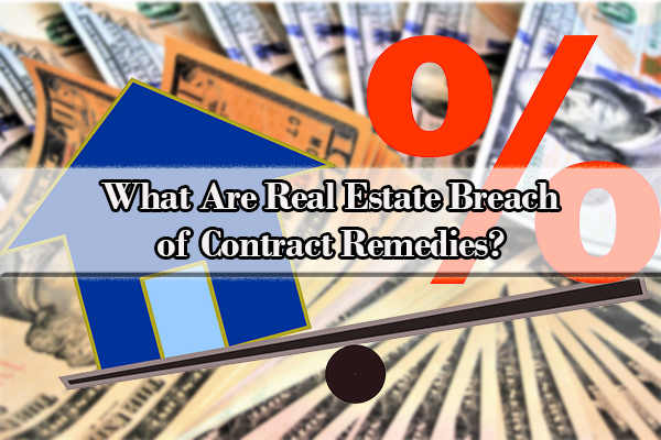 real estate breach of contract