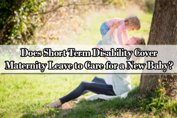 short term disability pregnancy