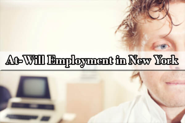 at will employment new york