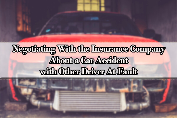 suing after car accident