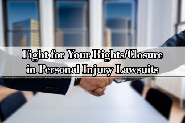 average settlement for personal injury