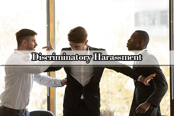 examples of hostile work environment include