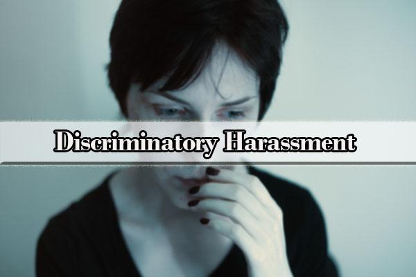 hostile work environment examples