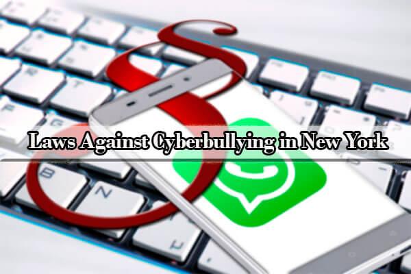 laws against cyberbullying