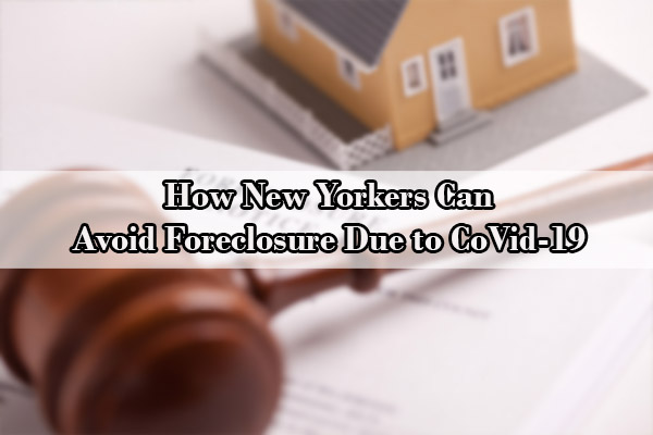 options to avoid foreclosure