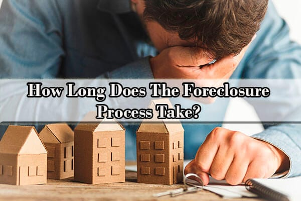 how long does the foreclosure process take
