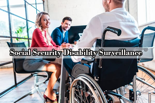 social security disability surveillance