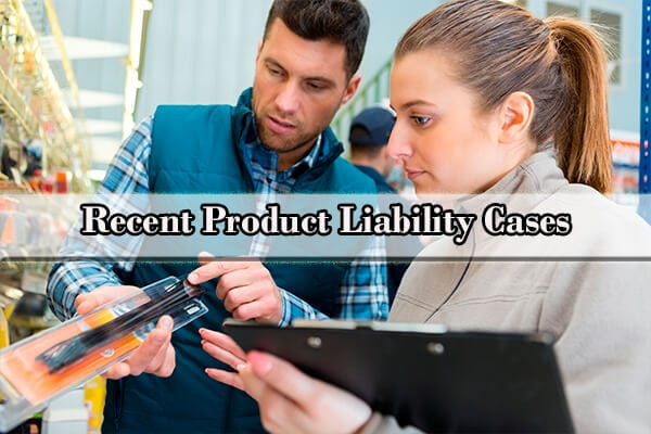 product liability cases