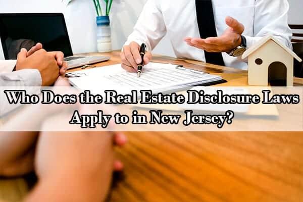 real estate disclosure laws