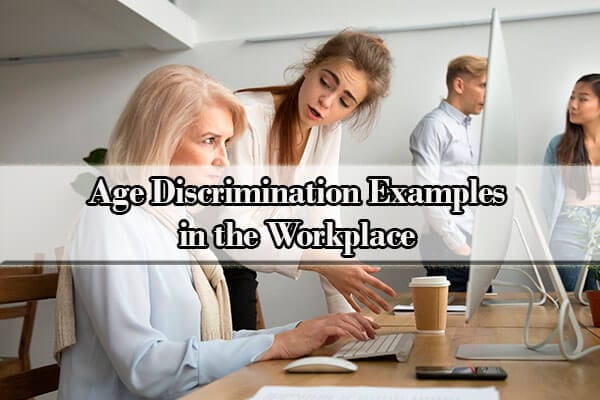 age discrimination examples