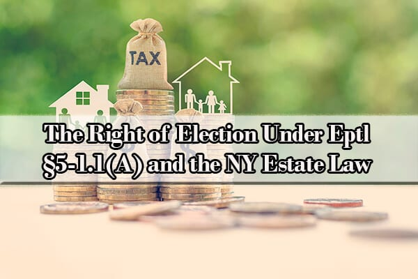 new york state inheritance laws