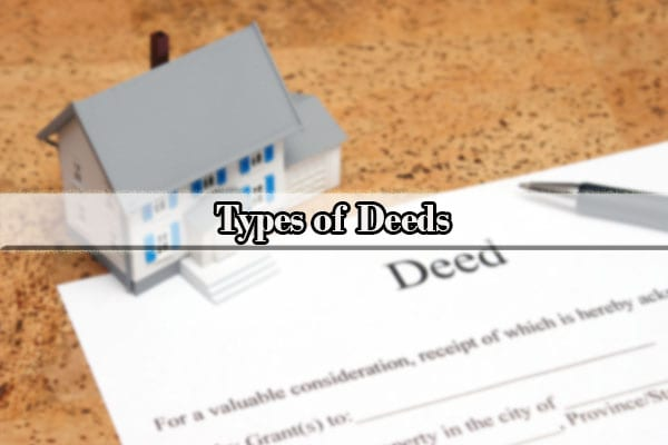 real estate deed transfer