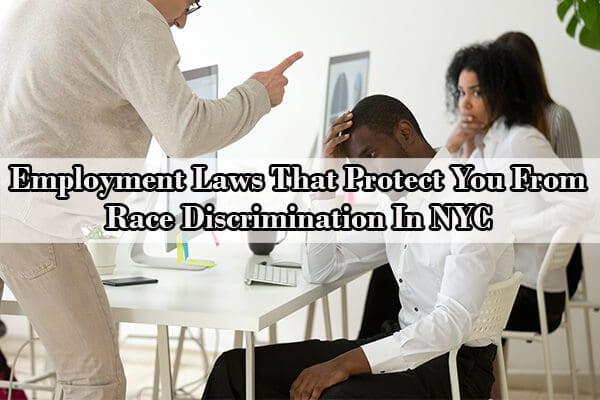 race discrimination lawyer