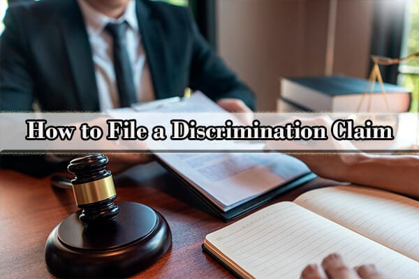how to file a workplace discrimination lawsuit