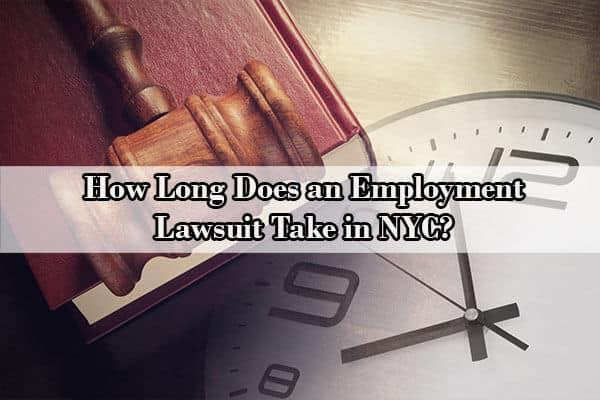 employment lawsuit