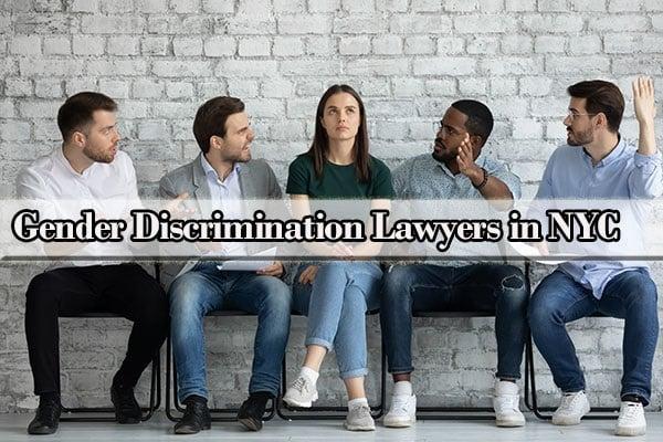 Gender Discrimination Lawyers