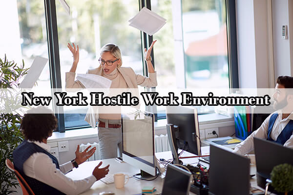 New York Hostile Work Environment