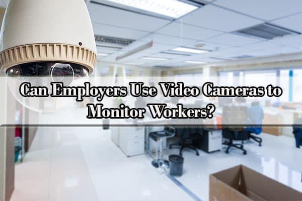 new york surveillance camera laws