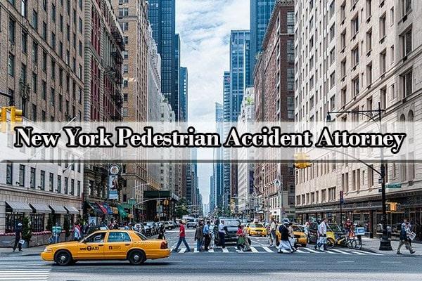 pedestrian accident lawyer in new york