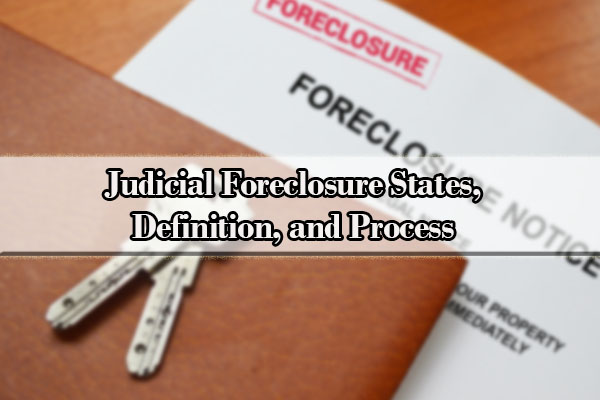 what is a judicial foreclosure